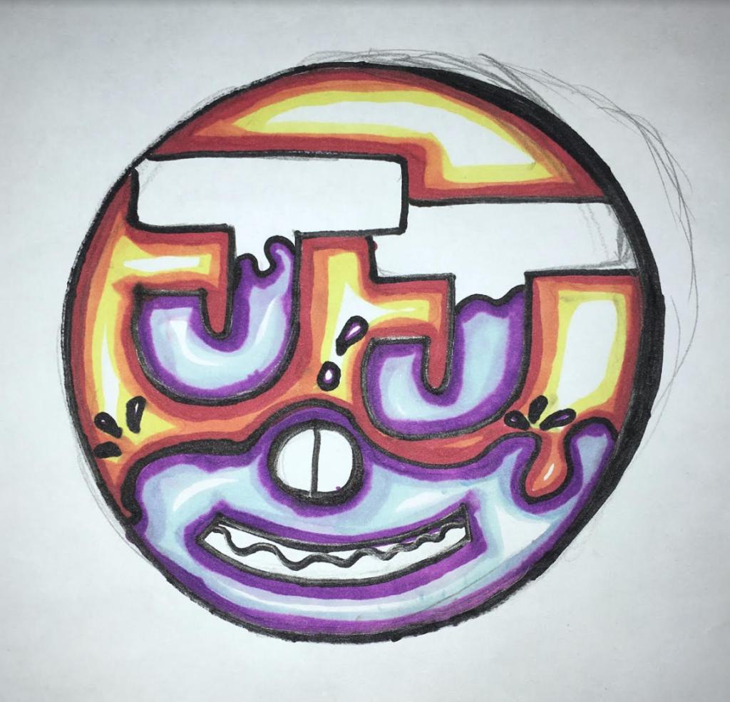 Jolly Juice logo design
